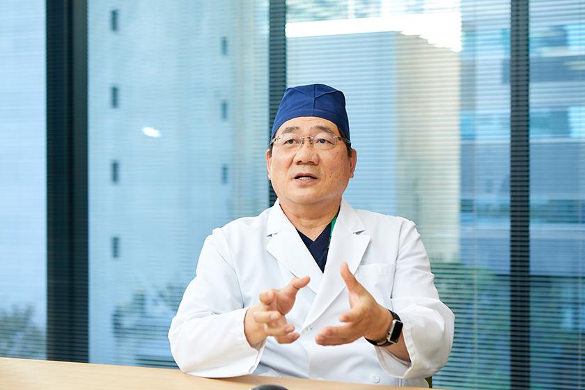 医療法人 浅田レディースクリニック院長 浅田義正先生